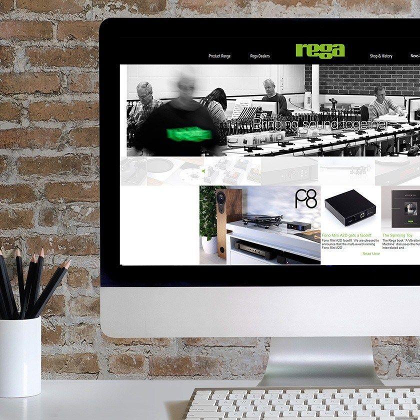 Rega website
