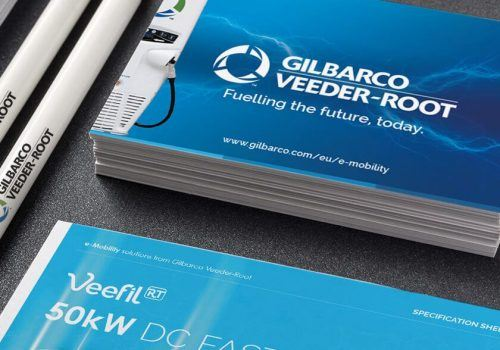 Gilbarco Veeder Root Business Cards