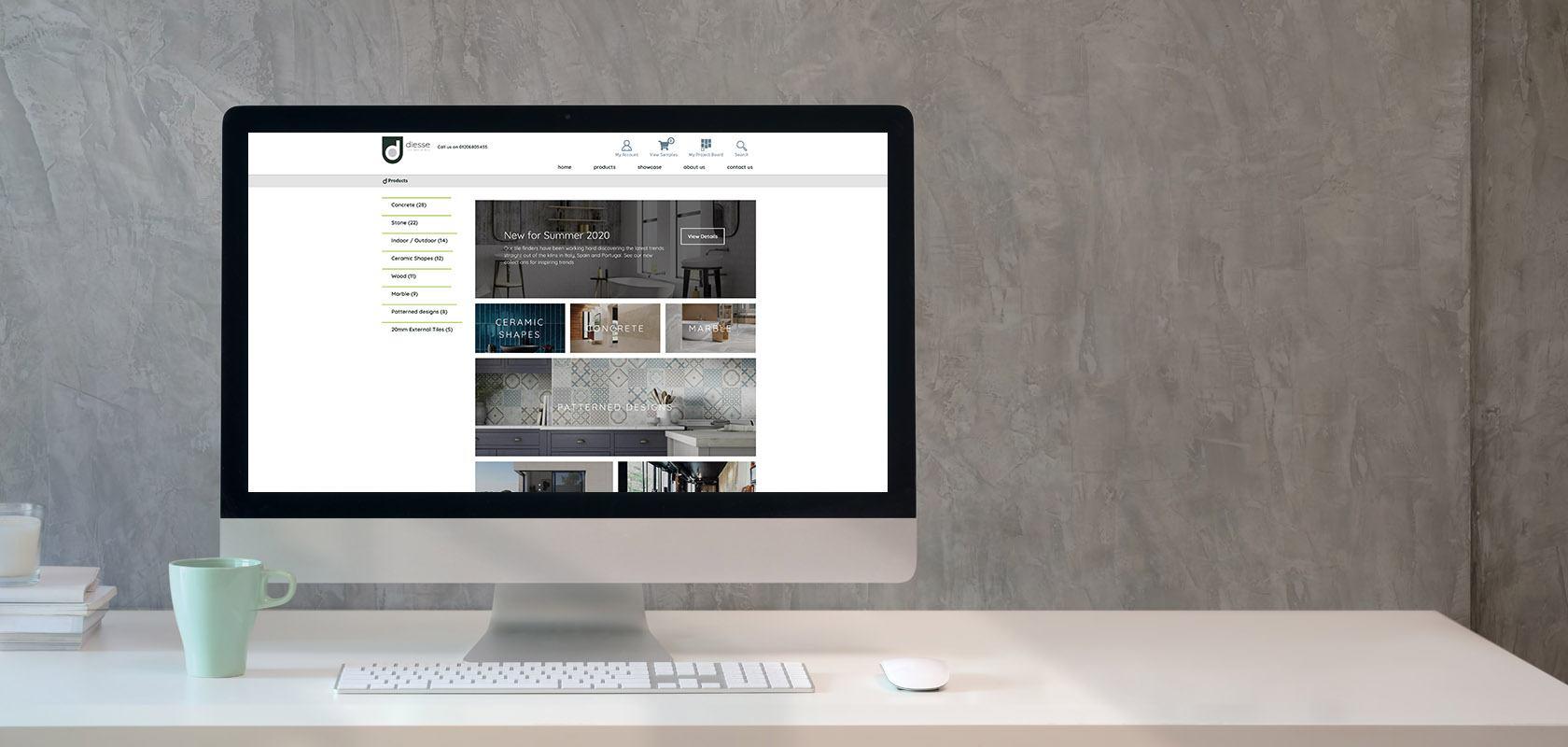 Diesse website