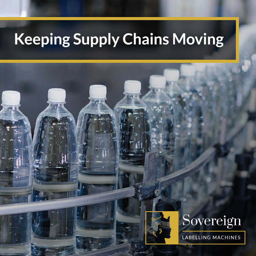 Sovereign labelling machines