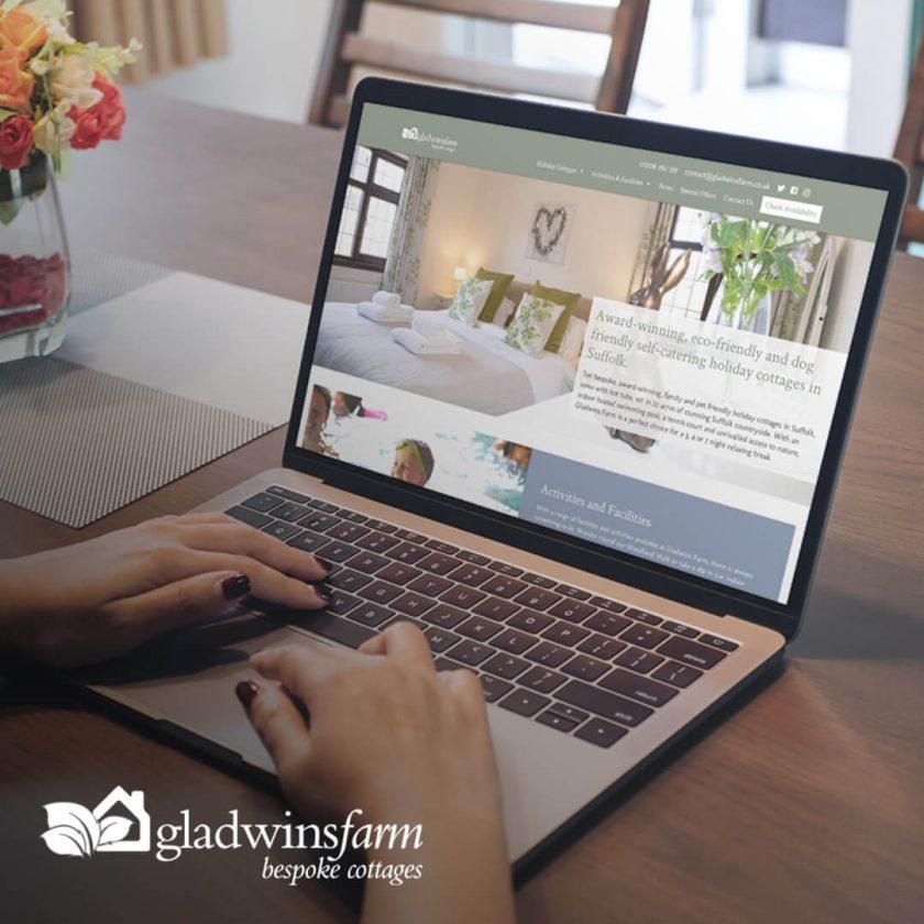 Gladwins Farm website