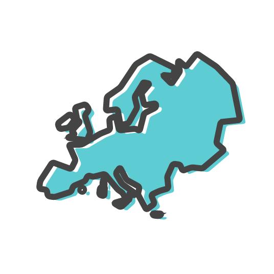UK & Europe Icon