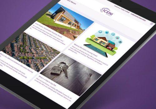 Iceni homes website