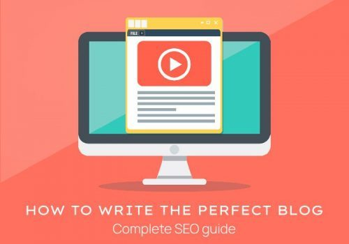 How to write the perfect blog article