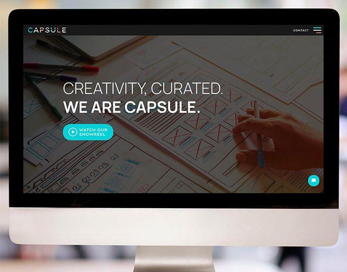Capsule new site