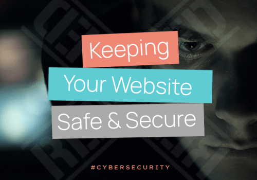 Cybersecurity — How to Keep Your Website Safe