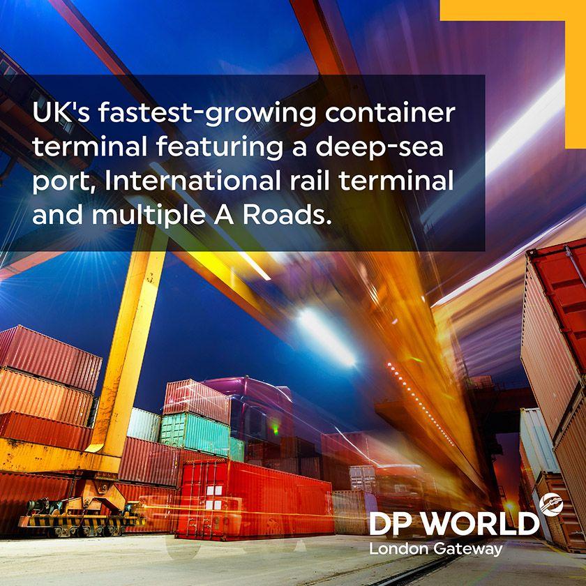 DP World London Gateway