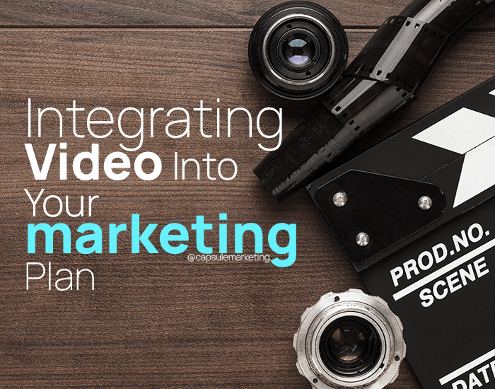 How to integrate video marketing
